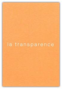 la_transparence
